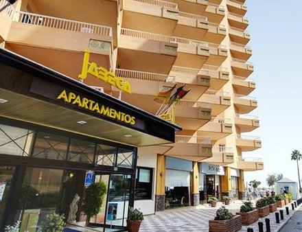 La Jabega Apartments in Fuengirola, Costa del Sol, Spain