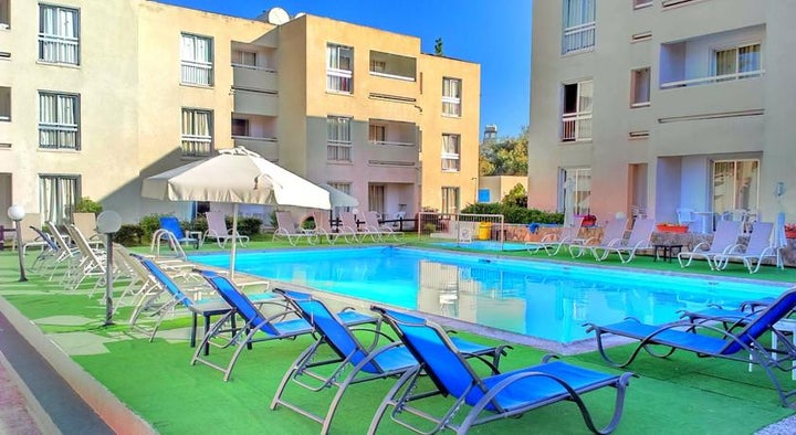 Daphne Hotel Apartments in Paphos, Cyprus