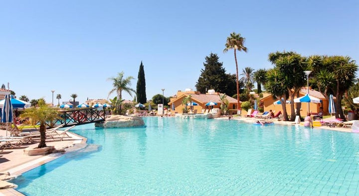 Makronisos Holiday Village in Ayia Napa, Cyprus