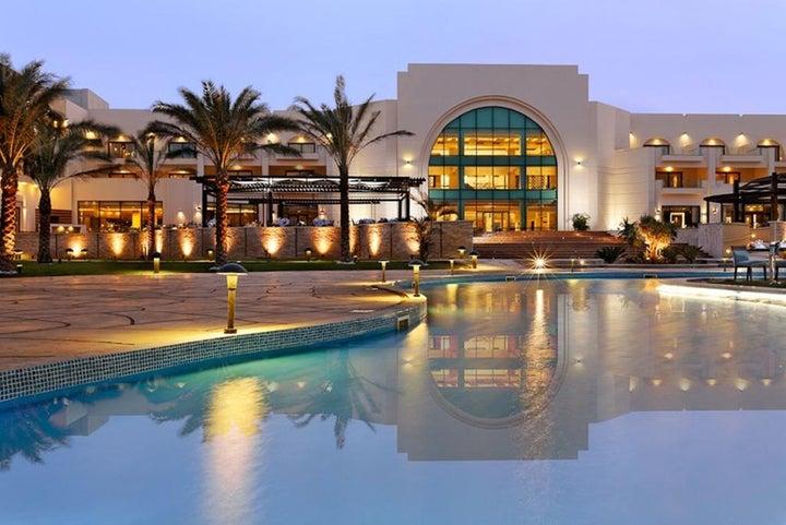 Movenpick Resort Soma Bay in Soma Bay, Red Sea, Egypt