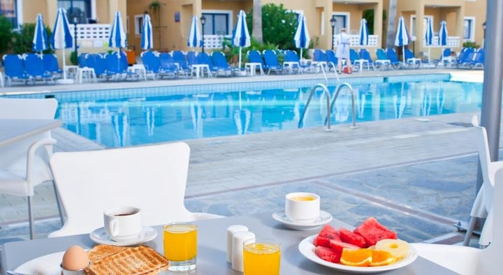 Damon Hotel Apartments in Paphos, Cyprus
