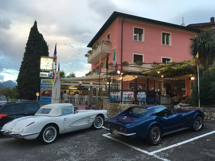 Vela Azzurra hotel Image 10