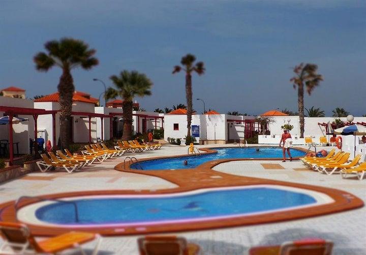 Bungalows Castillo Club Lake in Caleta de Fuste, Fuerteventura, Canary Islands