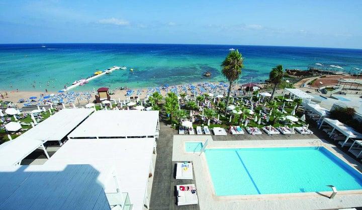 Silver Sands Beach Hotel in Protaras, Cyprus