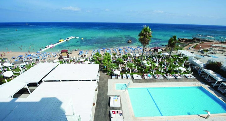Anastasia Beach Hotel Cyprus