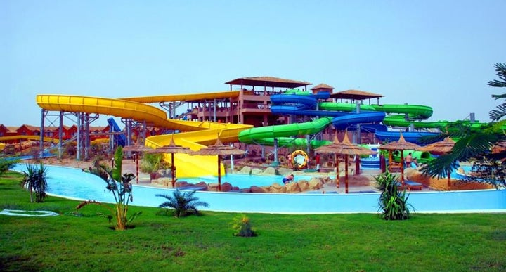 Jungle Aqua Park In Hurghada Egypt Holidays From 163