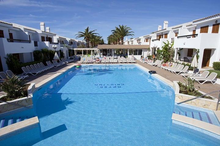 Apartaments Cristina Villas in Cala Millor, Majorca, Balearic Islands