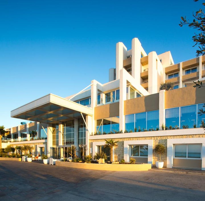 Salini Resort in Bugibba, Malta