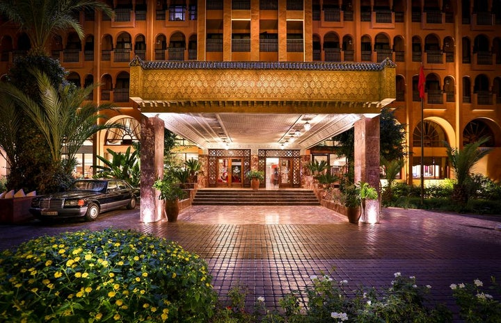 El Andalous Hotel & Spa Image 3