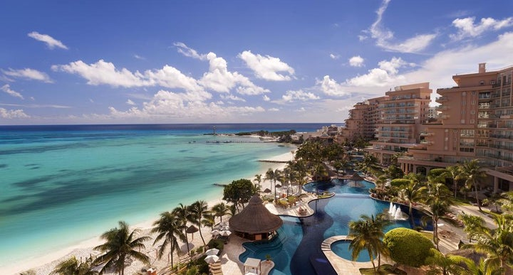 Grand Fiesta Americana C Beach Cancun In Mexico