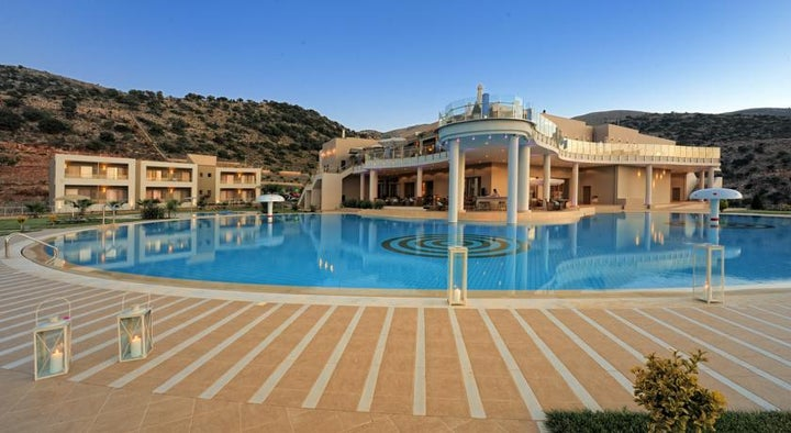 Royal Heights Resort in Malia, Crete, Greek Islands