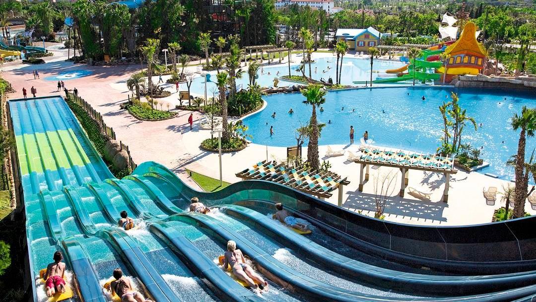 Hotel Portaventura PortAventura World In Salou Spain Holidays - Port aventura billet