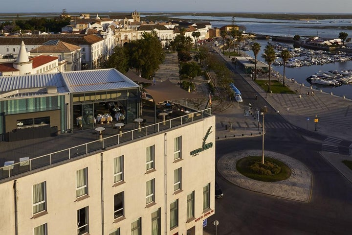 Faro & Beach Club in Faro, Algarve, Portugal