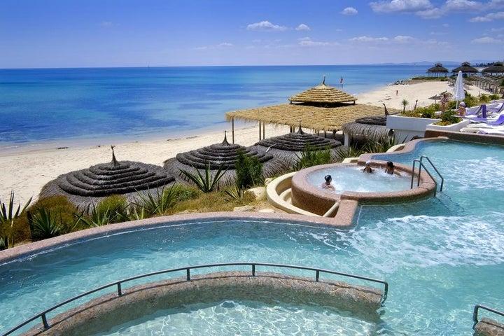 Bel Azur Hotel in Hammamet, Tunisia