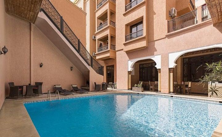 Marrakech House in Marrakech, Morocco