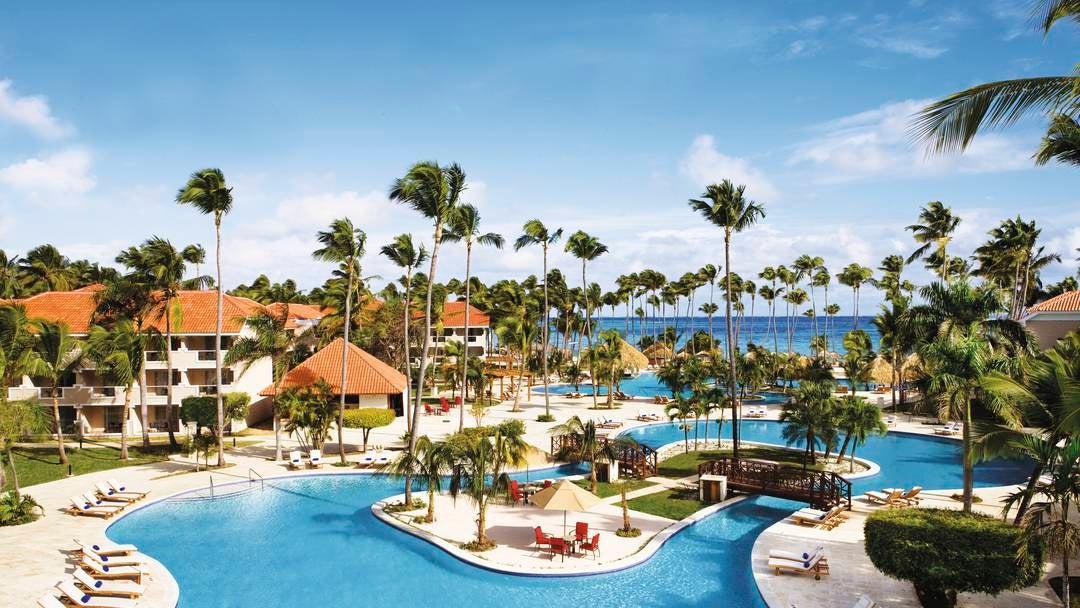 Dreams Palm Beach Punta Cana In Dominican Republic Loveholidays