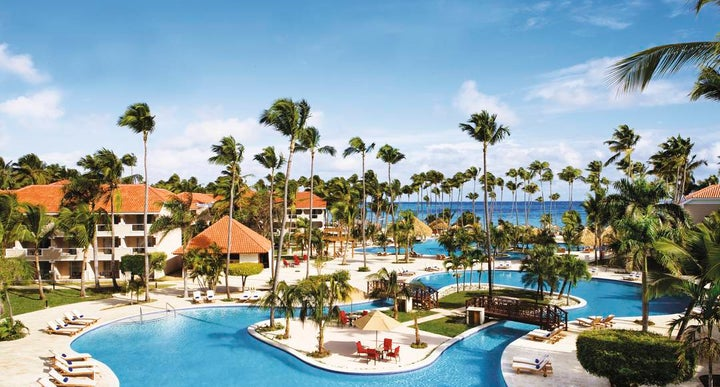 Dreams Palm Beach Punta Cana In Dominican Republic
