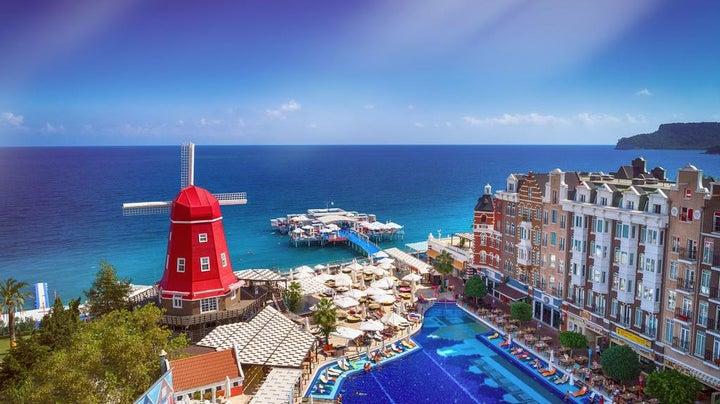 Orange County Kemer Resort Hotel in Kemer, Antalya, Turkey