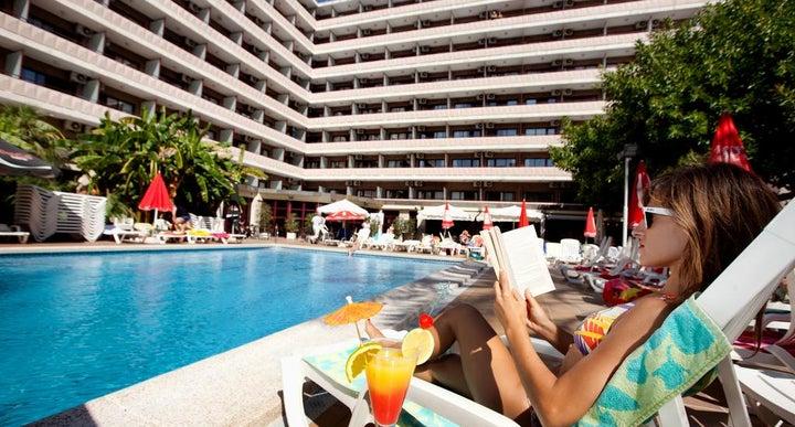 Benilux park in benidorm spain holidays from 242pp - Swimming pool repairs costa blanca ...
