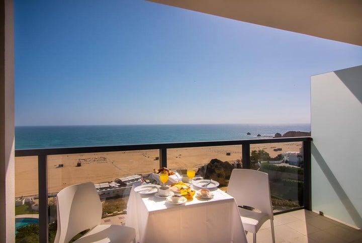 Hotel da Rocha in Praia da Rocha, Algarve, Portugal