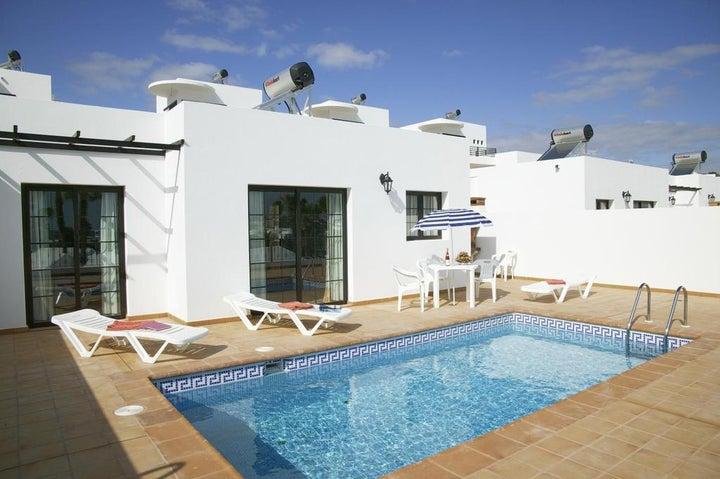 Villas Salinas de Matagorda in Matagorda, Lanzarote, Canary Islands