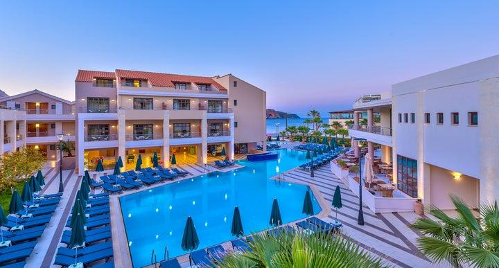 Porto Platanias Beach Resort Spa Crete