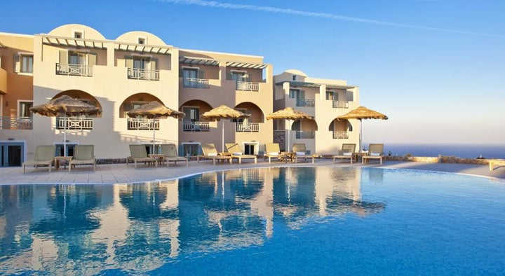 Astro Palace Hotel and Suites in Fira, Santorini, Greek Islands