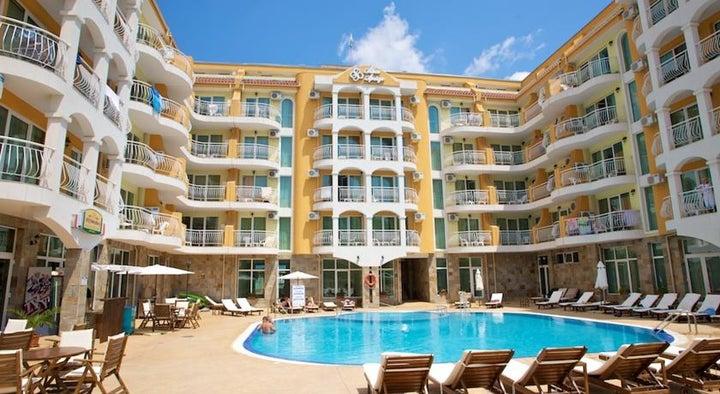 Silver Springs Apartments in Sunny Beach, Bulgaria