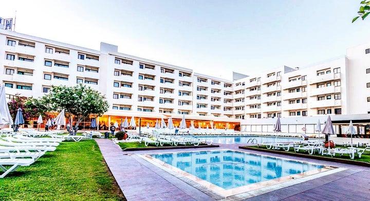 Albufeira Sol Hotel & Spa in Albufeira, Algarve, Portugal