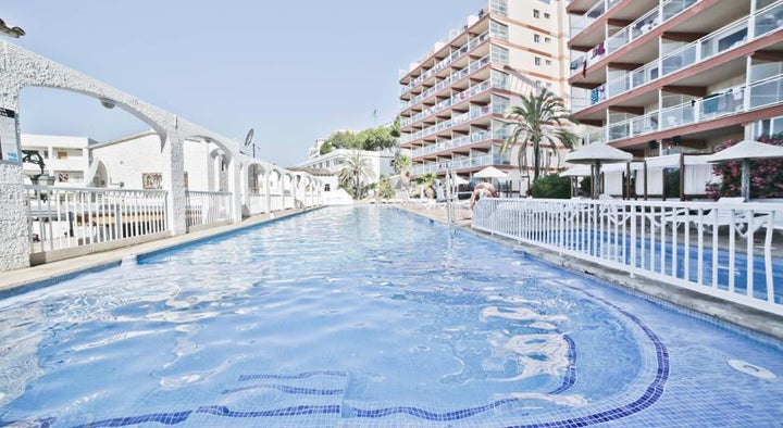 Deya Apartments in Santa Ponsa, Majorca, Balearic Islands
