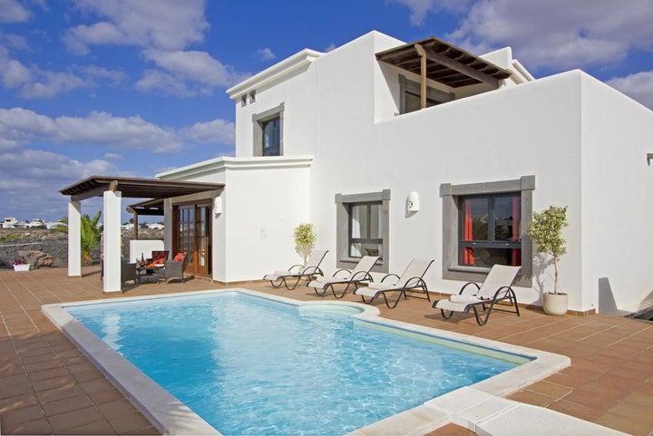 Villas Coral Deluxe in Playa Blanca, Lanzarote, Canary Islands