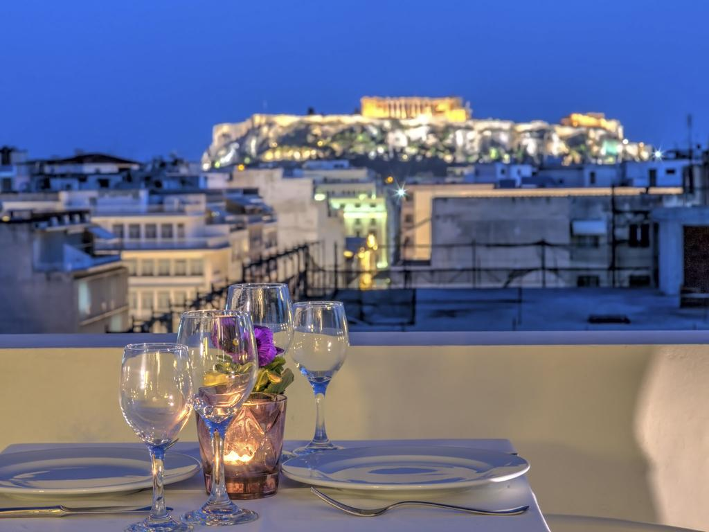 Polis Grand Hotel In Athens Greece Holidays From 311pp Loveholidays