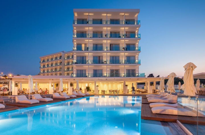 The Blue Ivy Hotel and Suites in Protaras, Cyprus
