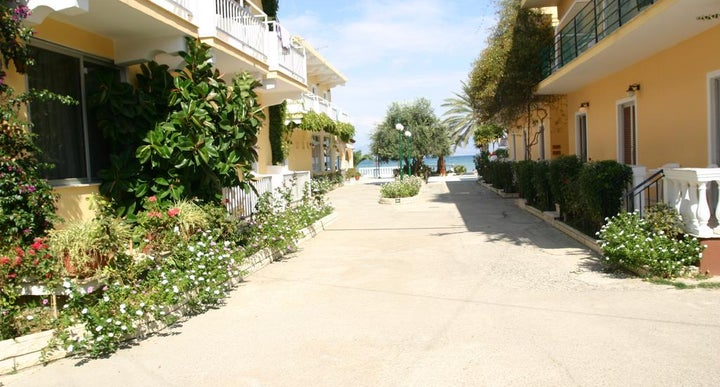 how to get from malta to corfu