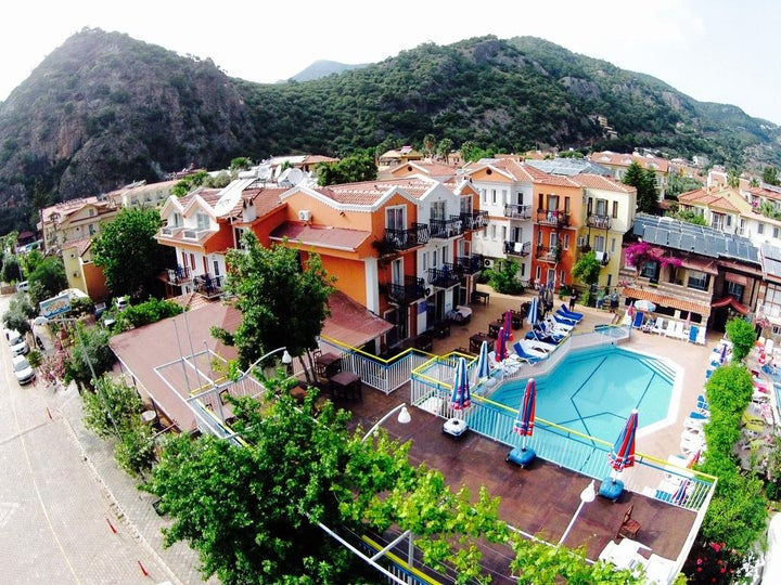 Magic Tulip Hotel in Olu Deniz, Dalaman, Turkey