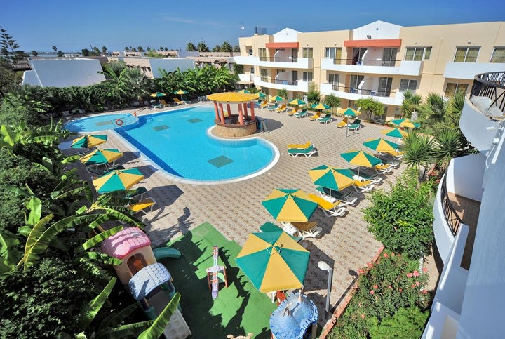 Pelopas Resort in Tigaki, Kos, Greek Islands