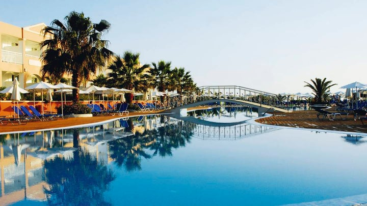 LABRANDA Sandy Beach Resort in Aghios Georgios, Corfu, Greek Islands