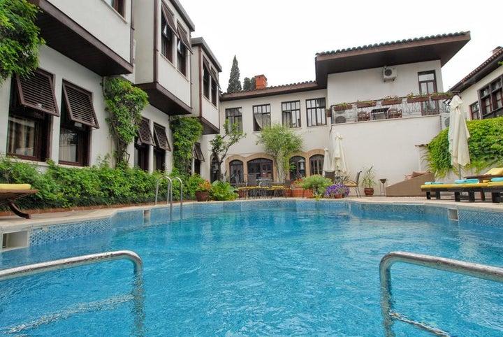 Aspen Hotel in Antalya City, Antalya, Turkey