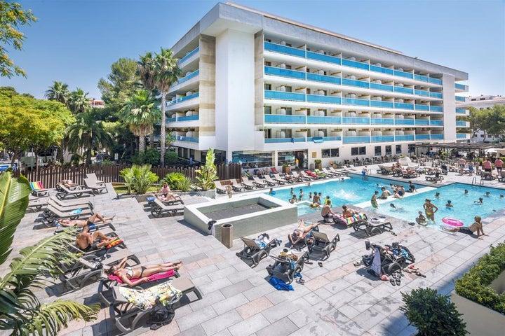 Salou Park Resort II ( Ex Playa Margarita) in Salou, Costa Dorada, Spain