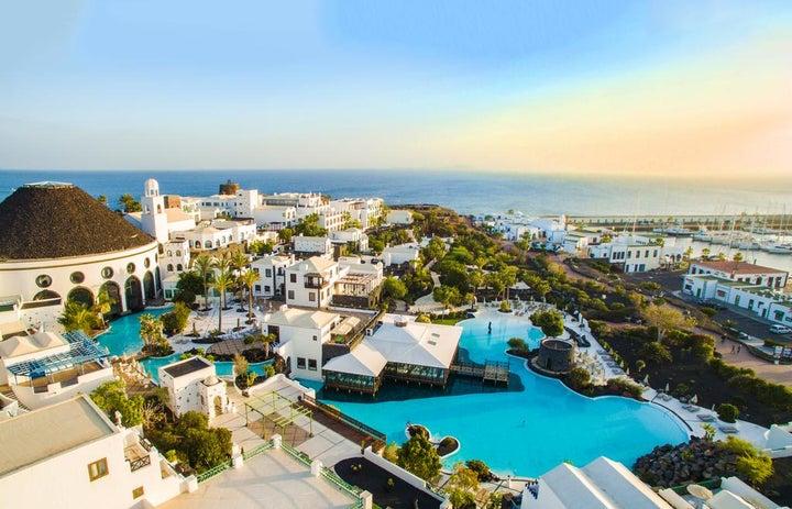 Hotel Volcan Lanzarote in Playa Blanca, Lanzarote, Canary Islands