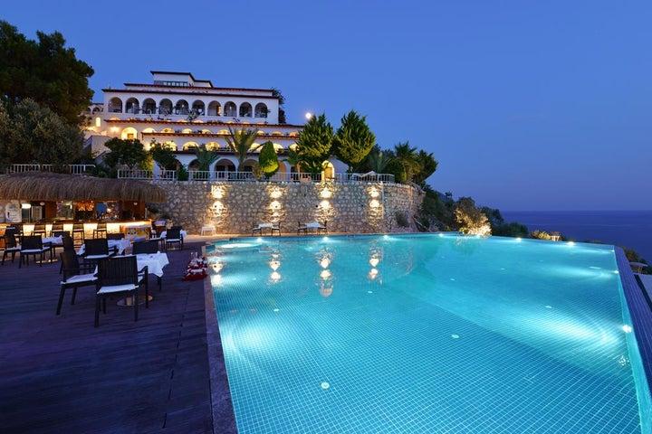 Kalamar Hotel in Kalkan, Antalya, Turkey