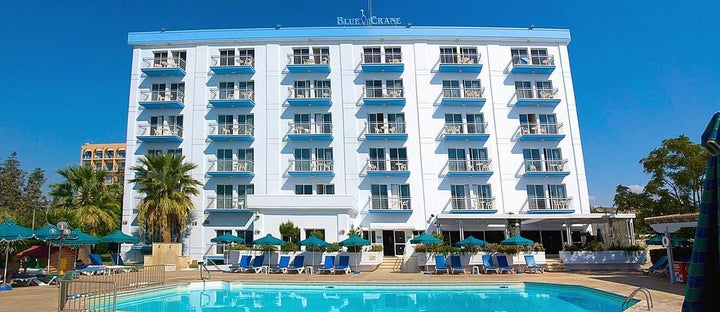 Blue Crane Hotel Apartments in Limassol, Cyprus