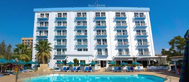 Blue Crane Hotel Apartments in Limassol, Cyprus