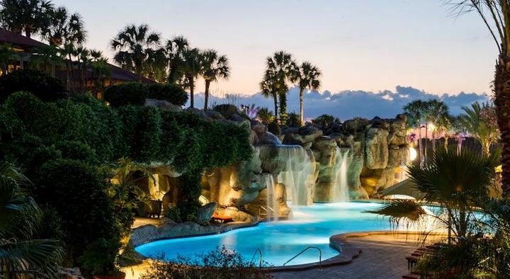 Hyatt Regency Grand Cypress in Orlando, Florida, USA