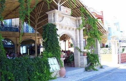 Stegna Star Apartments in Stegna, Rhodes, Greek Islands