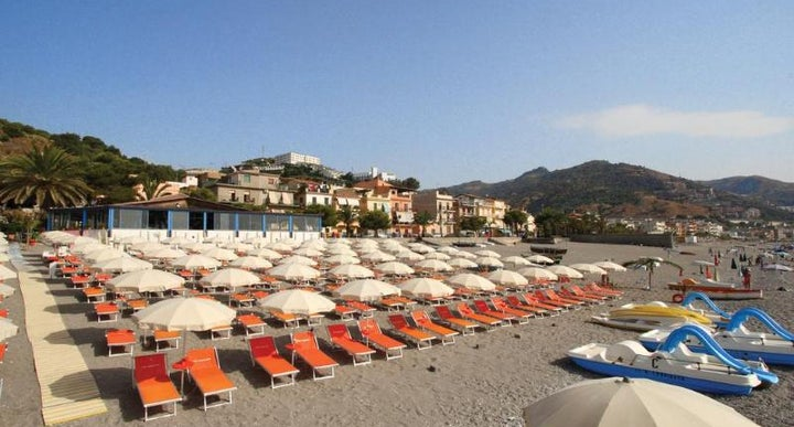 Hotel Antares le Terrazze in Letojanni, Italy | Holidays from £404pp ...