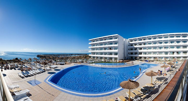 Aguamarina Golf Apartments in Golf del Sur, Tenerife ...