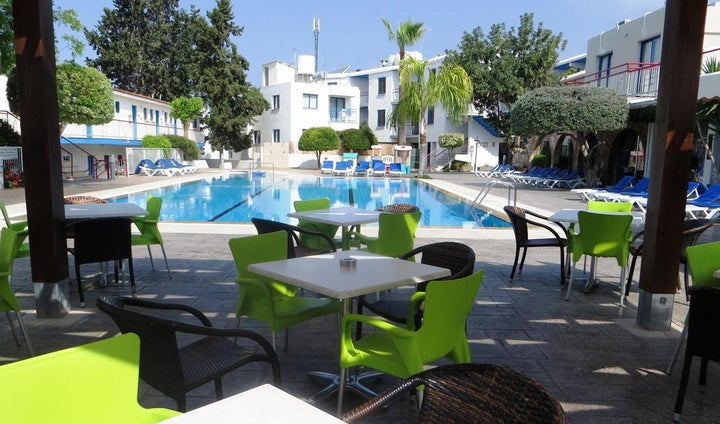 Green Bungalows Hotel Apartments Image 15