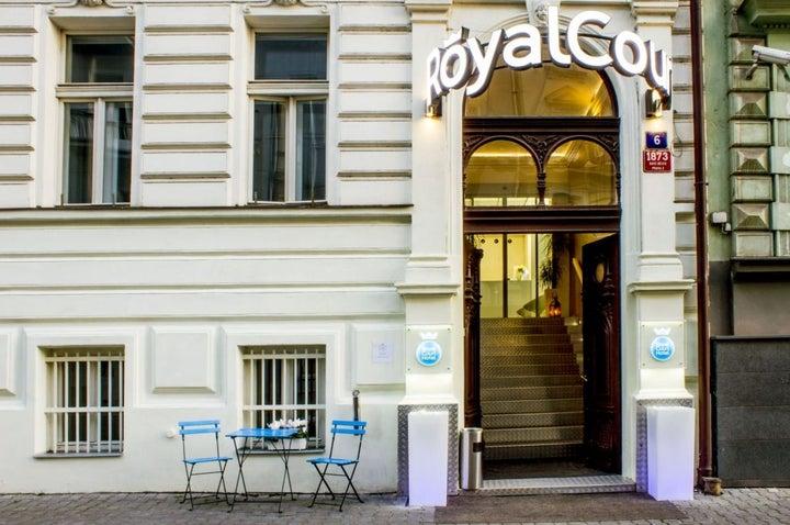 Royal Court Hotel in Prague, Czech Republic
