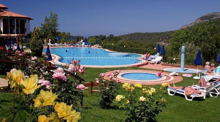 Montana Pine Resort in Olu Deniz, Dalaman, Turkey